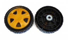 Univerzálne koleso 200mm - plastové + ložisko