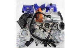 Kompletná opravárenská sada vhodná pre Stihl MS660 066 - Modrá zostava